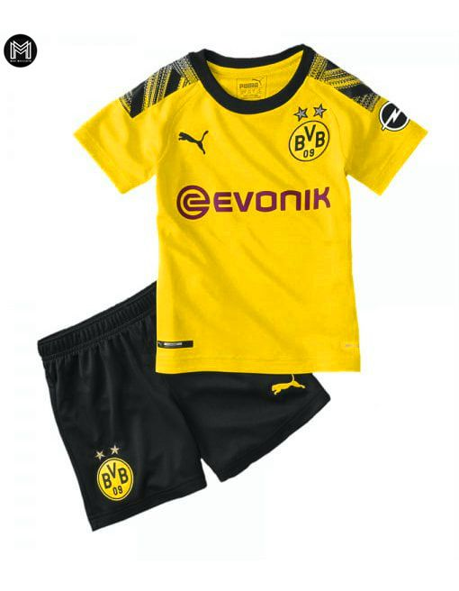 Borussia Dortmund Domicile 2019/20 Kit Junior