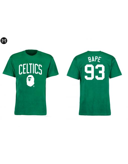 Boston Celtics - Bape