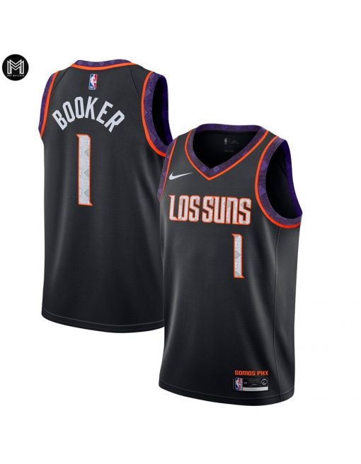 Devin Booker Phoenix Suns 2019/20 - City Edition