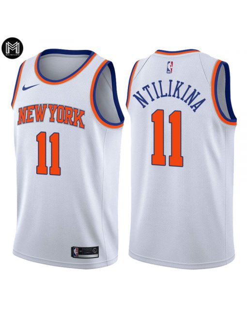 Frank Ntilikina New York Knicks - Association