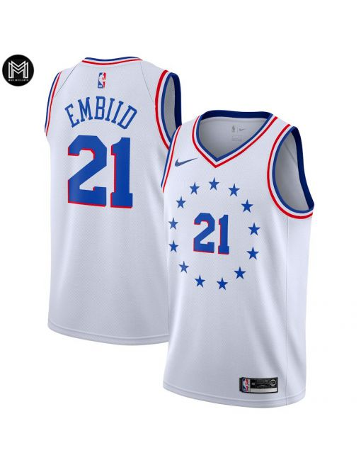 Joel Embiid Philadelphia 76ers - Earned Edition