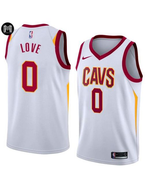 Kevin Love Cleveland Cavaliers - Association