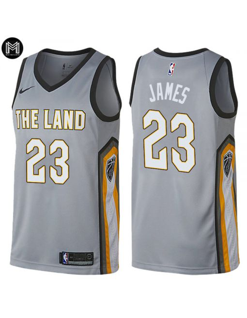 Lebron James Cleveland Cavaliers - City Edition
