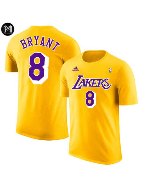 Maillot Los Angeles Lakers - Gold