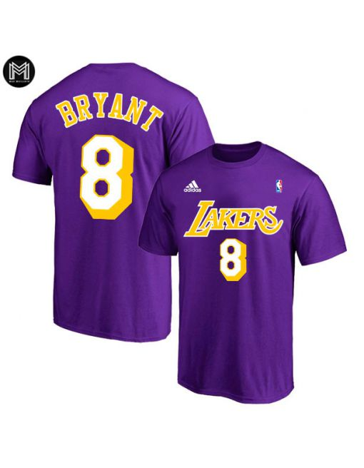 Maillot Los Angeles Lakers - Purple