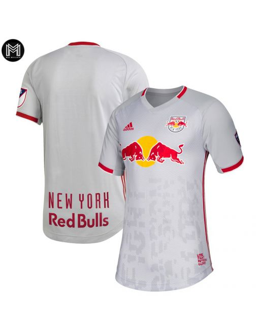 Maillot New York Red Bulls 1a 2019/20