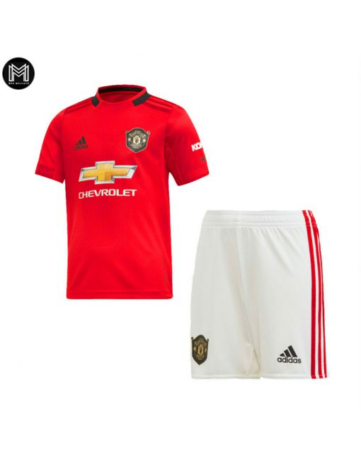 Manchester United Domicile 2019/20 Kit Junior