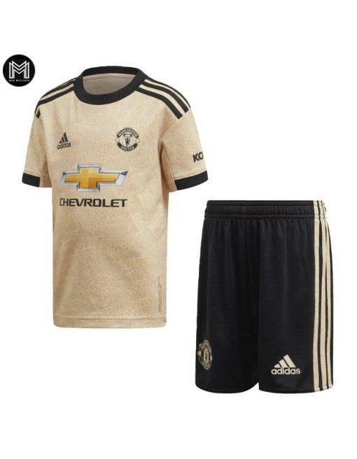 Manchester United Exterieur 2019/20 Kit Junior