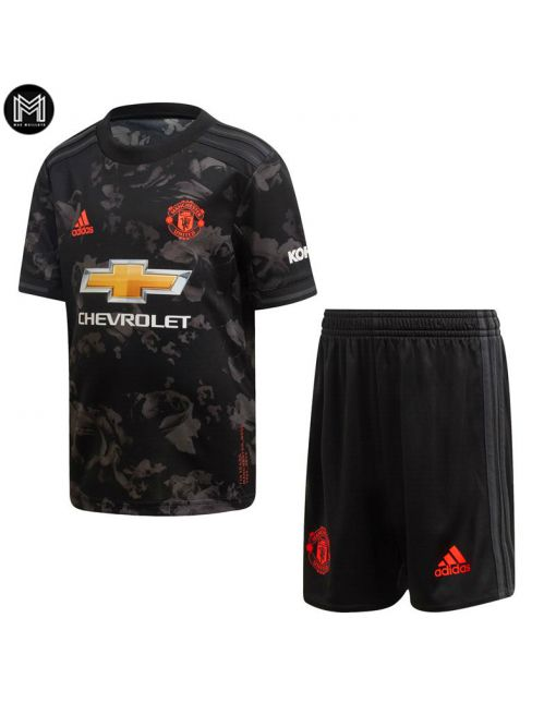 Manchester United Third 2019/20 Kit Junior