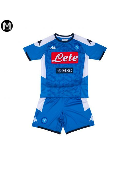 Napoli Domicile 2019/20 Kit Junior