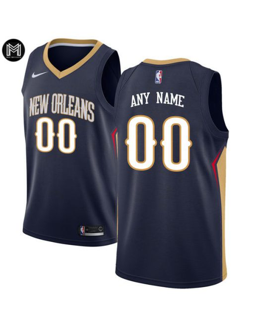 New Orleans Pelicans - Icon - Personalizable