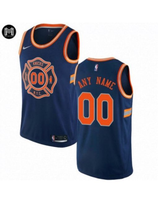 New York Knicks - City Edition Personalizable