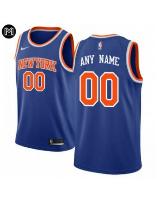 New York Knicks - Icon Personalizable