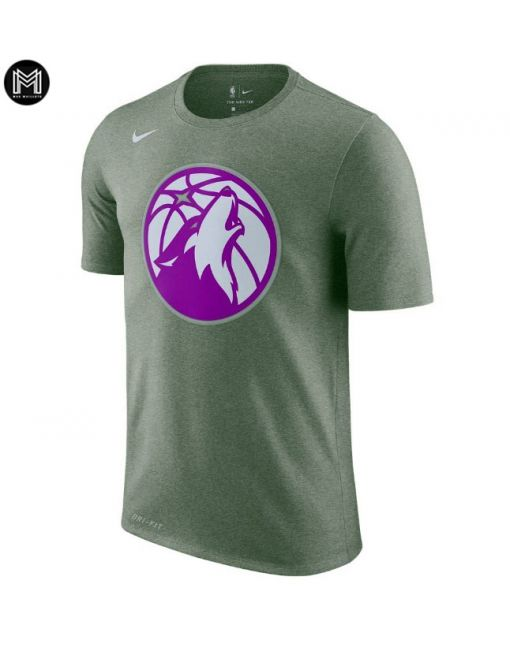 Noname Minnesota Timberwolves - Sleeve Edition Gris