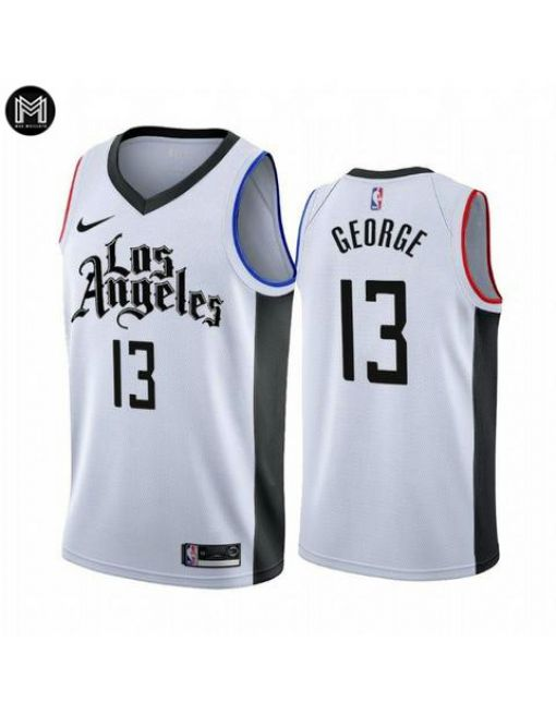 Paul George Los Angeles Clippers 2019/20 - City Edition