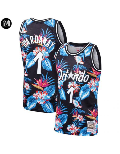 Penny Hardaway Orlando Magic - Mitchell & Ness Floral Pack