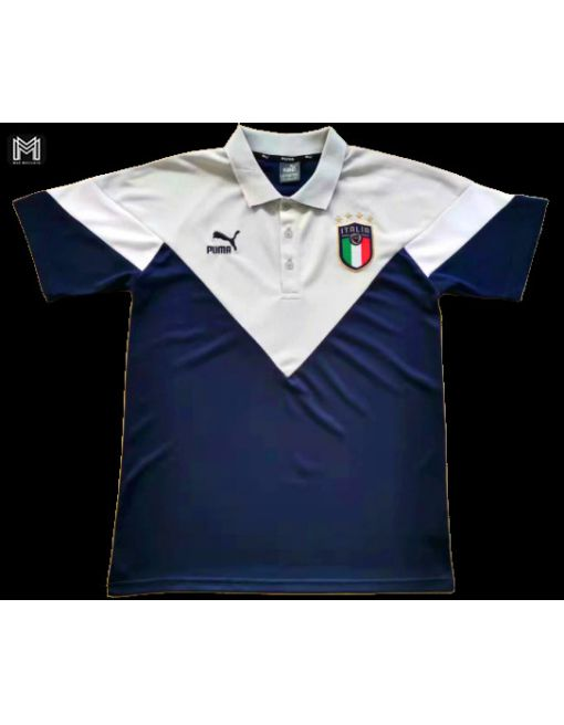 Polo Italie 2020 Blanco