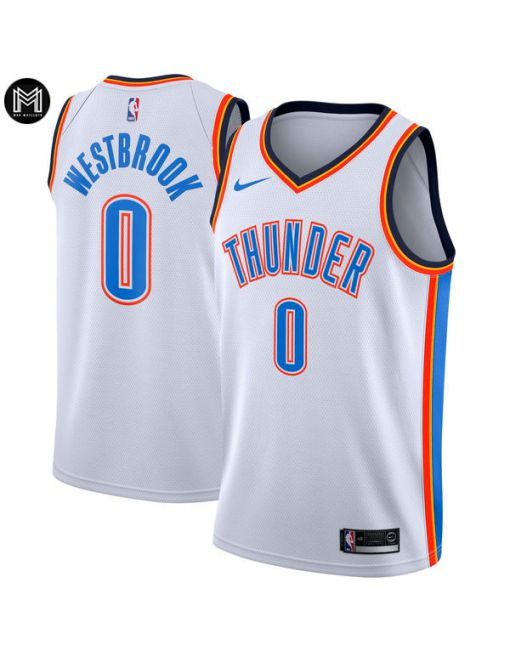 Russell Westbrook Oklahoma City Thunder - Association