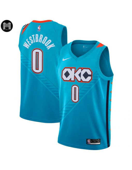 Russell Westbrook Oklahoma City Thunder 2018/19 - City Edition