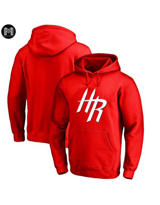 Sudadera Houston Rockets 2019 - Roja