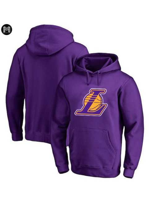 Sudadera Los Angeles Lakers 2019 - Morada