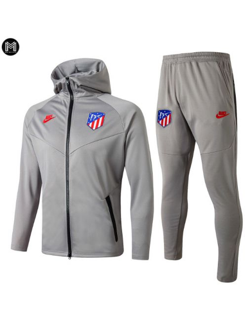Survetement Atlético Madrid 2019/20 - Gris