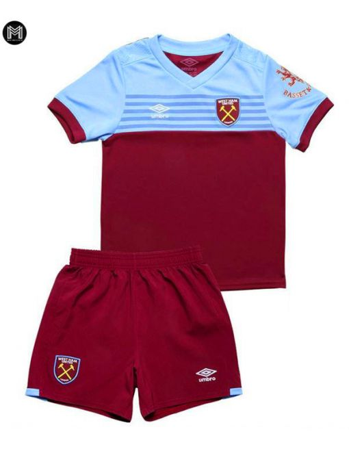 West Ham United Domicile 2019/20 Kit Junior