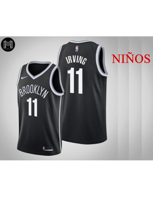 Kyrie Irving Brooklyn Nets 2019/20 Icon - NiÑos