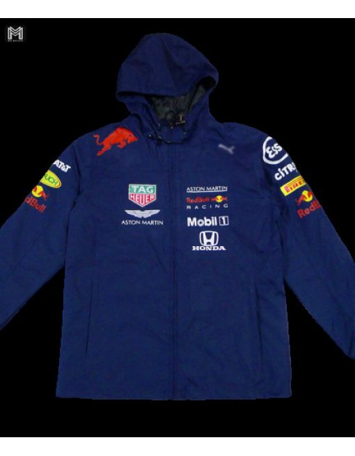 Chaqueta Para Lluvia Red Bull Racing 2020
