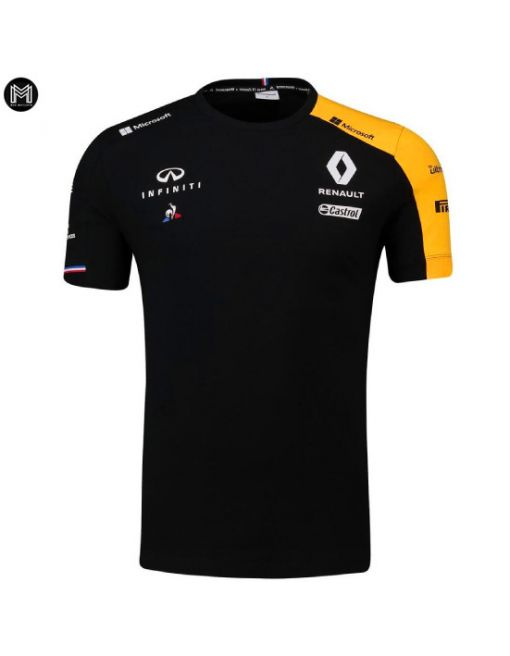 Maillot Renault Dp World 2020