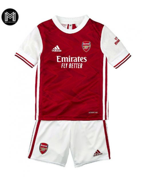 Arsenal Domicile 2020/21 Kit Junior