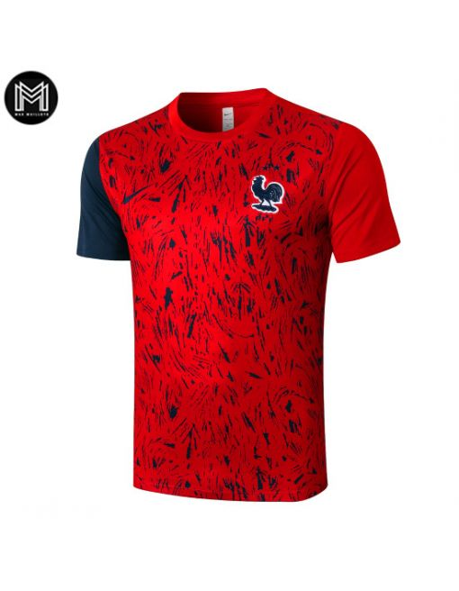 Maillot Entrenamiento France 2020/21