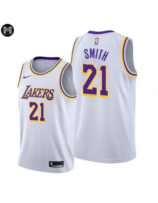 J. R. Smith Los Angeles Lakers - Association