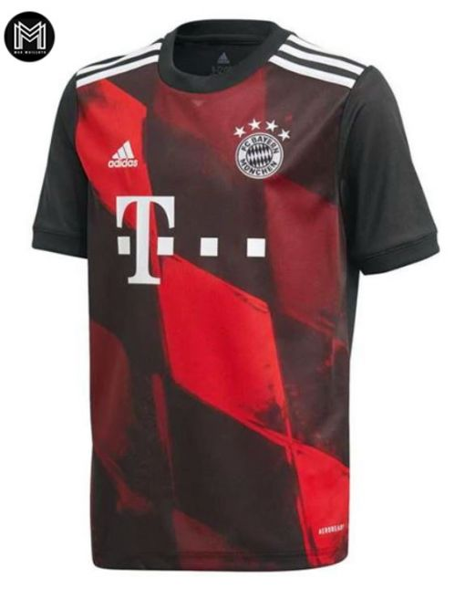 Bayern Munich Third 2020/21