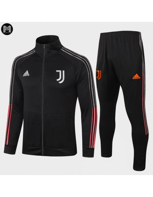 Survetement Juventus 2020/21 - Black