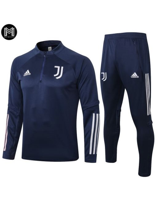 Survetement Juventus 2020/21 - Negro 2
