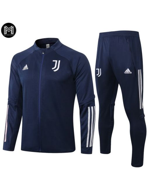 Survetement Juventus 2020/21 - Negro