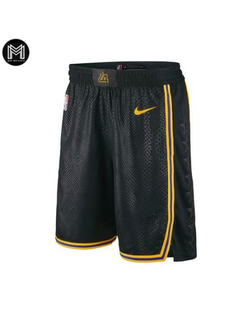 Pantalones Los Angeles Lakers Black Mamba