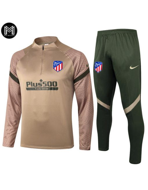 Survetement Atlético Madrid 2020/21 - Verde